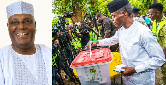 #NigeriaDecides2019: Atiku Wins Osinbajo's Polling Unit In Lagos
