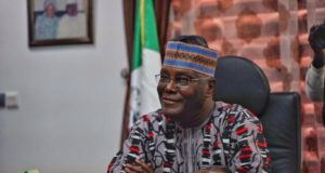 #NigeriaDecides: Atiku praises Nigerians, says collated results shows he's leading