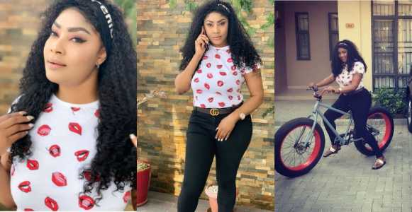 'Beauty is priceless' - Angela Okorie says as she wows in new photos