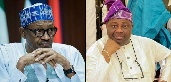 Dele Momodu Reveals Why He Left Buhari