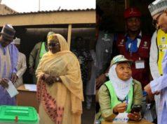 BREAKING: Buhari wins polling unit but APC loses Senate