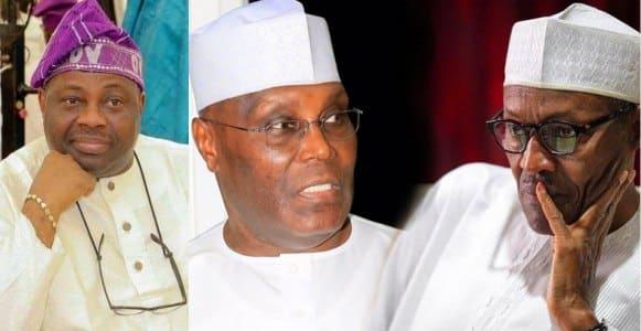 Call Buhari and concede defeat now – Dele Momodu tells Atiku
