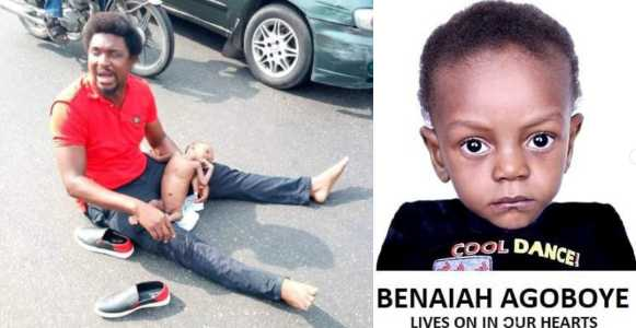 Father of late baby Benaiah reveals why his treatment was delayed