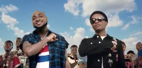 Bloggers blamed for alleged beef between Wizkid and Davido