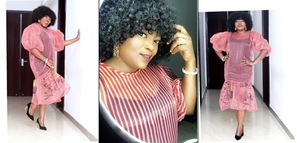 Funke Akindele Slays In New Photos