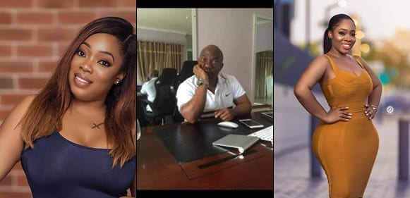 Image result for A Lady Accuse Moesha Boduong Of Sleeping With HIV Positive Livingstone Abani