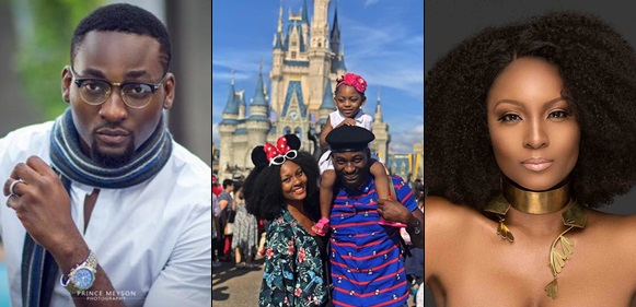 Gbenro Ajibade Calls Out Wife Osas For Constantly 'Leaving Their Baby In The House' And Partying All Night Long