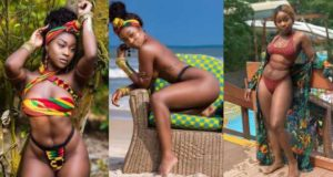 Ghanaian Actress Efia Odo Lectures Ladies On The Benefits Of Sperm