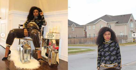 Ghanaian singer, Becca shares baby bump photos to prove she didn't give birth through surrogacy