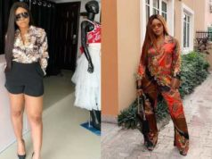 I don't repeat clothes – Laura Ikeji brags
