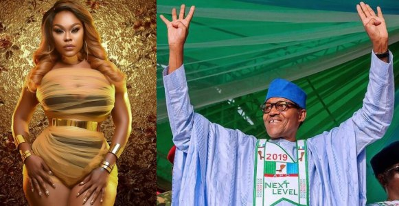 "''I really don't understand how a reasonable person will vote Buhari?"" - Daniella Okeke"