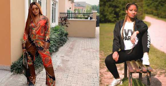 Family Feud: ''In 10yrs, Amara Kanu can't achieve what I have achieved just in January'' - Laura Ikeji boast