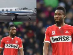 John Obi Mikel escapes plane crash