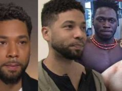 Jussie Smollett charged with felony for faking homophobic attack