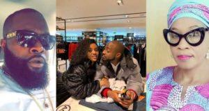 """Dem dey f**k Chioma for London"" – Kemi Olunloyo shares chat between Davido's hypeman, Spesh and a friend"