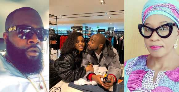 """Dem dey f**k Chioma for London"" – Kemi Olunloyo shares chat between Davido's hypeman, Spesh and a friend"