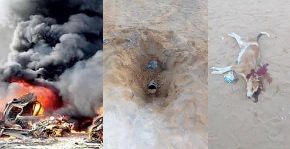 #NigeriansDecides2019: Maiduguri, Yobe under attacks, several explosions recorded