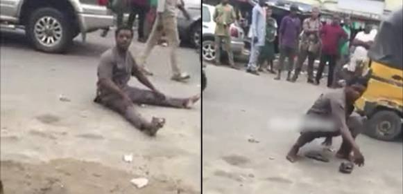 Man Runs Mad After Having Sex With Prostitute At Brothel In Surulere, Lagos