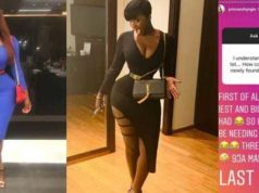 'My new Nigerian boo has the biggest d**k I've ever had' - Princess Shyngle