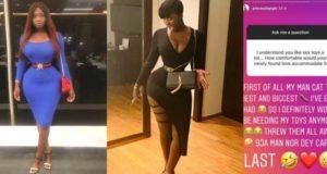 'My new Nigerian boo has the biggest d**k I've ever had' - Princess Shyngle