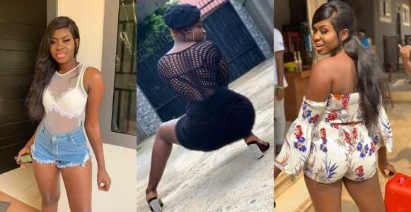 'My private part is not meant for broke people' – Teenage Ghanaian singer, Yaa Jackson