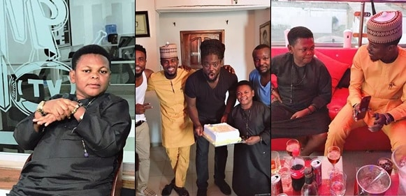 Photos And Videos From The Surprise Birthday Party Of Osita 'Pawpaw'  Iheme