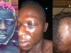 Nigerian pornstar, Tblakhoc and his friends assaulted by policemen in Osun State (Photos/Video)