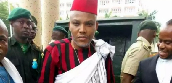 Nnamdi Kanu Explains Why He Ran Away From Nigeria, Abandoned His Followers
