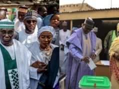 #NigeriaDecides2019: Official election results at some polling units