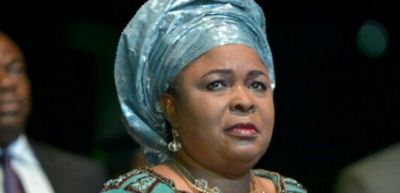 Patience Jonathan loses in court, forfeits N1.0004bn to FG