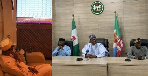 President Buhari thanks Nigerians for re-electing him