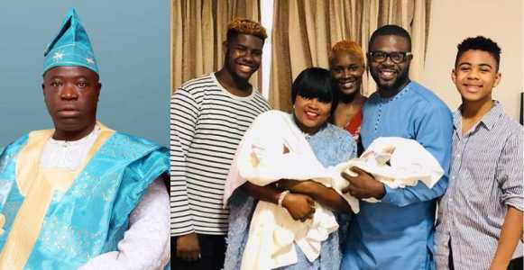Prophet Who Predicted Barrenness For Funke Akindele Finally Speaks On The Birth Of Her Twins