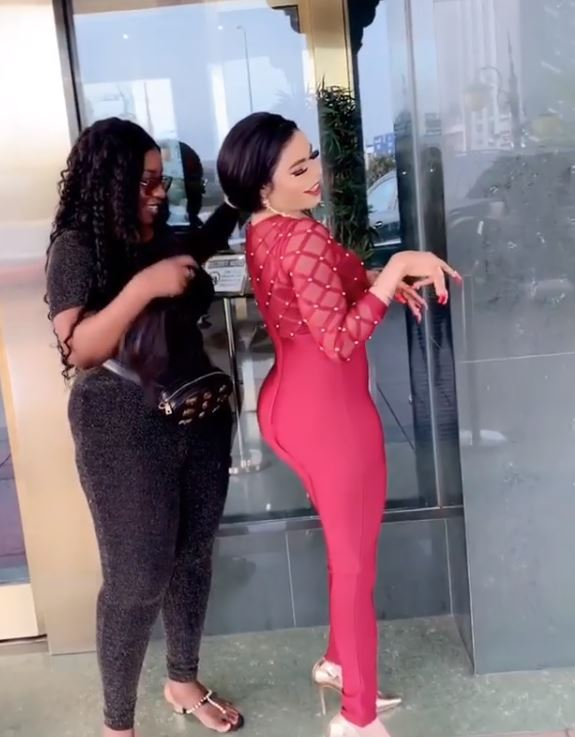 Bobrisky flaunts his newly constructed dangerous hips, Bobrisky flaunts his newly constructed dangerous hips