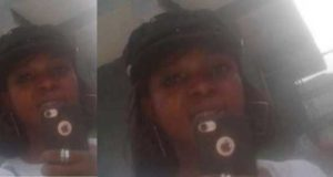 Slay queen arrested over her failure to return a stolen iPhone despite receiving N50k in reward