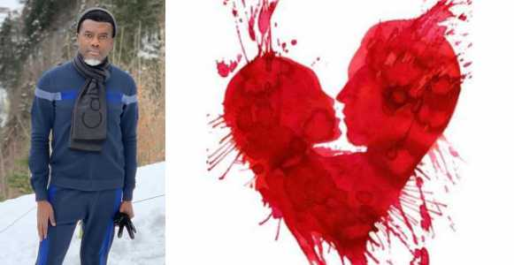 'Valentines Day is coming, It is another opportunity for Satan to deceive you that s*x is love' - Reno Omokri