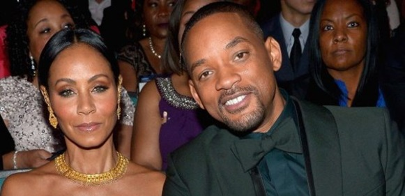Jada Pinkett reveals the secret to her 22yr old marriage to Will Smith