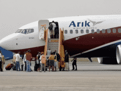 Arik Airline, Fly to vote promo, #NigeriaDecides2019