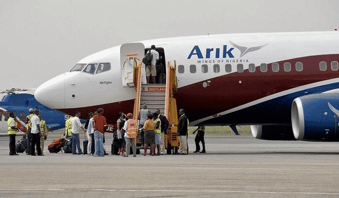 Arik Airline, Fly to vote promo, #NigeriaDecides2019