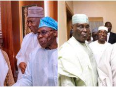 #NigeriaDecides, Atiku, Obasanjo, Buhari