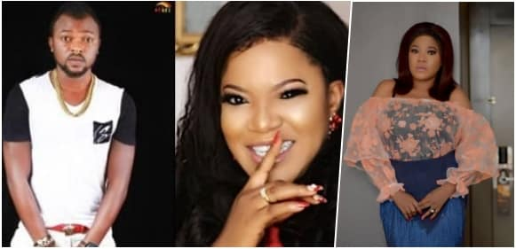 Toyin Abraham fuels engagement rumor with Instagram post and engagement ring (Photo)