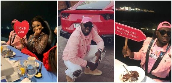 Tonto Dikeh, Olakunle churchill, Instablog9ja, Fresh Dolla
