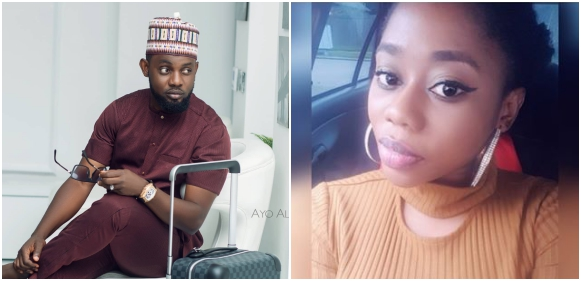 Image result for AY Replies A Lady Who Called Him Out On Instagram For Using Android Phone