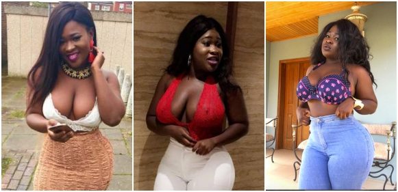 """""""If we want to catch up with the changing trends, we have to wear seduct!ve dresses""""– Ghanaian singer (Photos)"""