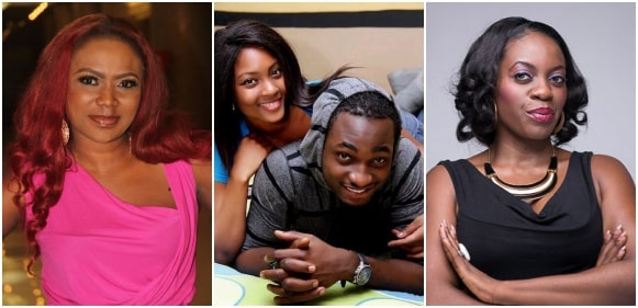 Gbenro and osas, shade ladipo, lami phillips