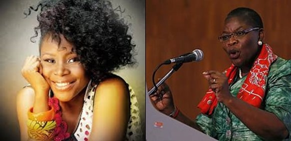 Why I prefer Oby Ezekwesili  for president-Singer Omawumi
