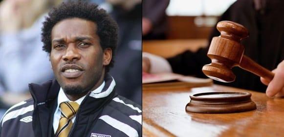 Court Orders The Arrest Of Former Super Eagle Star, Jay Jay Okocha