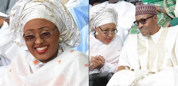 Aisha Buhari, Uproar as Aisha Buhari tells Nigerians to 'Choose between wealth and Poverty' when voting