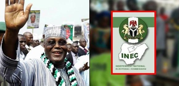 ''Declare Atiku winner now'' - PDP to INEC