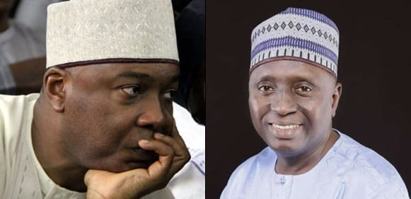 Breaking: Senate president, Saraki kicked out of senate after a terrible loss to APC's Oloriegbe