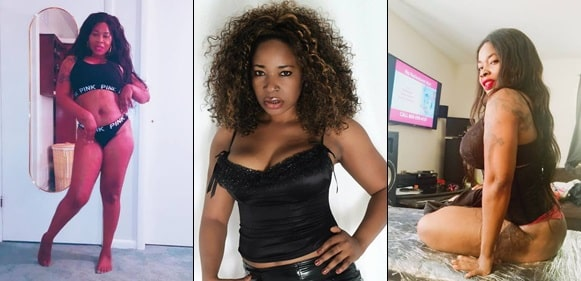 I have spent N5million on plastic surgery – Afrocandy tells Nigerians